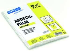 Allzweck-Abdeckfolie 4x5 m - PAAF 45
