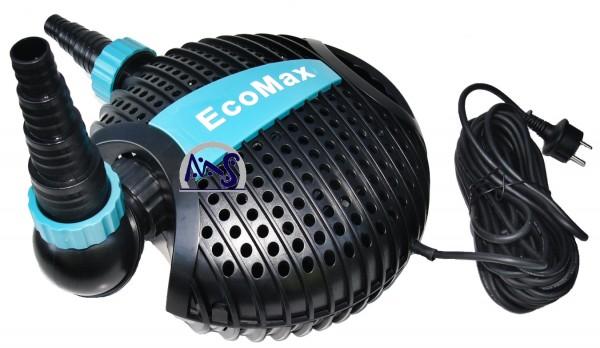 EcoMax Teichfilter Pumpe 6500