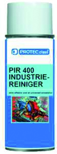 Industriereiniger 400 ml - PIR 400