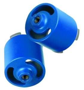Dosensenker - PDLGPL82A Absaugung 82 blau