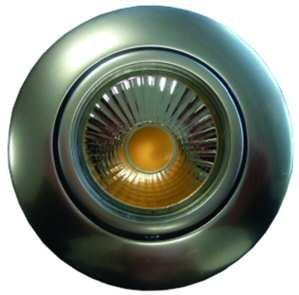 PROT LED-Deckeneinbaustrahler - PESLED-CM chrom-matt