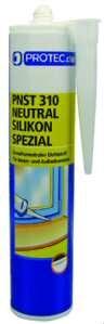Profi-Silikon N (Neutral) - PNSW 310 weiss MHD