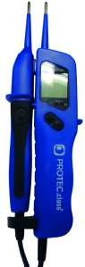 Spannungsprüfer - PROpolN LCD 2.0 2polig