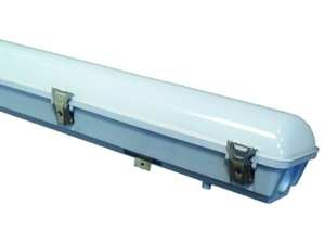 LED-Feuchtraumwannenleuchte - PFRW LED 42 1506-42W 05400726