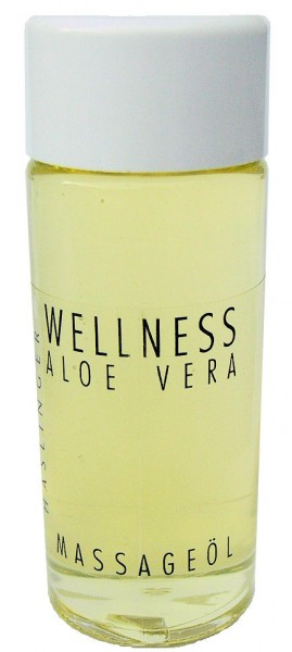 Wellness Massageöl Aloe Vera
