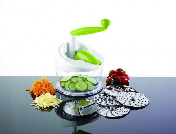 Julia Küchenmaschine grün