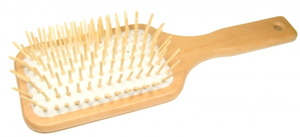 Lisa Holz Paddle Brush Haarbürste