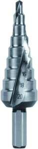 Stufenbohrer HSS SP Gr.1, 4-20 mm - PSTB