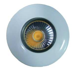 LED-Einbaustrahler - PESLED44W weiss IP44